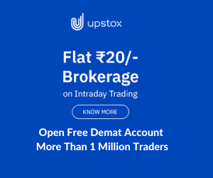Upstox Demat Account